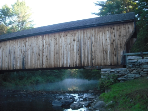 Covered Bridges...a New England treasure.